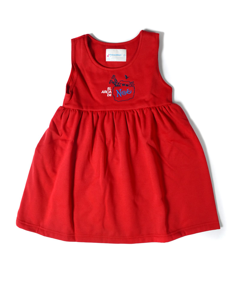 Uniforme  Jumper Rojo