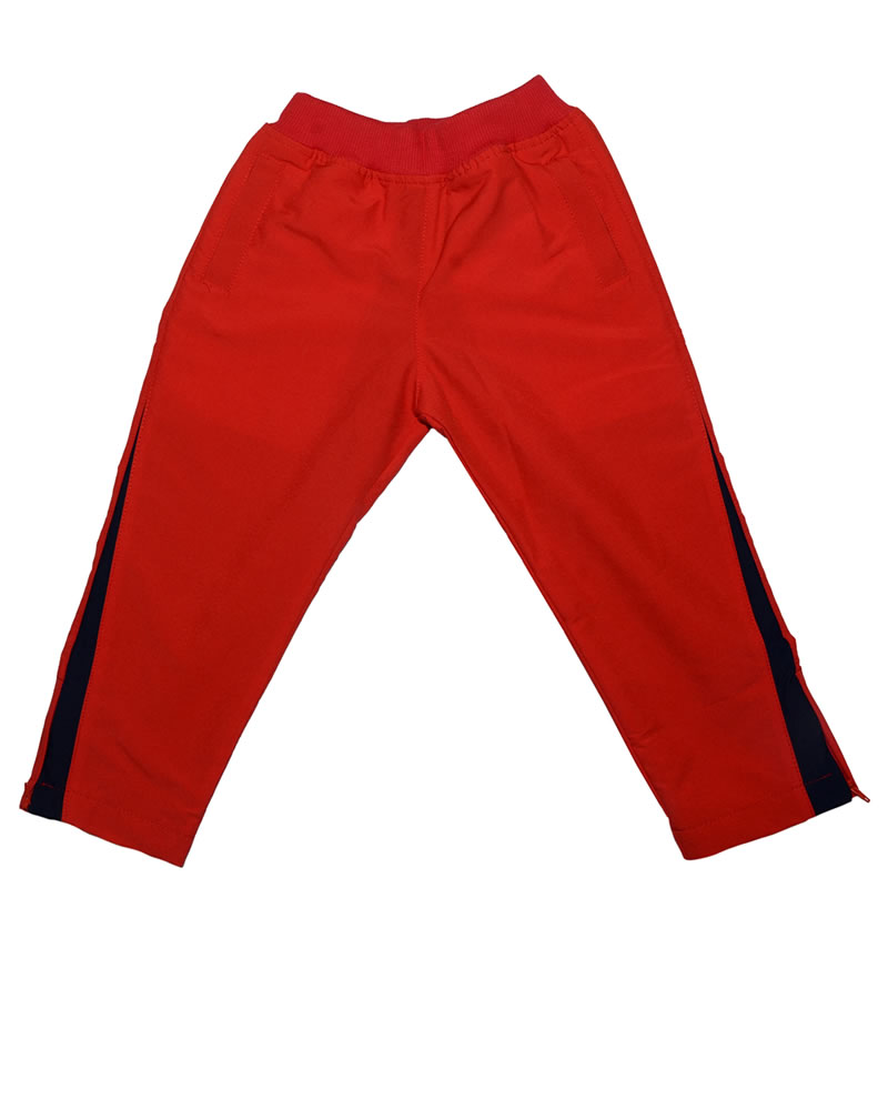 Uniforme The English School Pantalón Sudadera Rojo